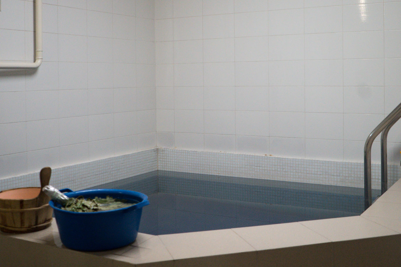 Сакская баня